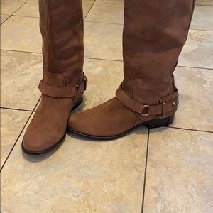 Coach Natale Oil Nubuck Boots